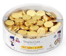 Moneda de chocolate con leche 28 mm Bolsa 300 unid. - 102002
