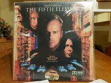 Laserdisc The Fifth Element Deluxe Wildscreen