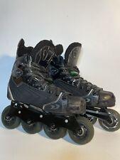 CCM SE 88 Exo-skel Hockey Inline Roller Skates - Skate Size 4 Rollerblades