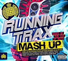 Various Artists : Running Trax Mash-up CD (2012)