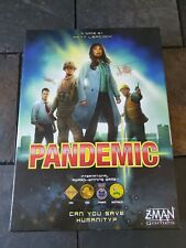 Z-Man Games Pandemic Board Game Complete