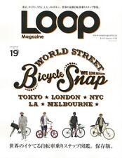 LOOP Magazine #19 Japanese Bicycle Book