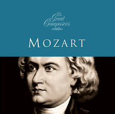The Great Composers - Mozart Wolfgang Amadeus Mozart Audio CD