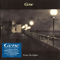 Gene : To See the Lights CD 2 discs (2014) ***NEW*** FREE Shipping, Save £s