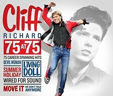 CLIFF RICHARD - 75 AT 75 ( Remastered Version (3CDs,BOX-Set) NEU