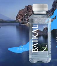 Russian Siberian Lake Baikal Still Natural Water 450ml from a depth of 430 m