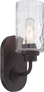 Designers Fountain 87101-OEB Gramercy Park Wall Sconce Old English Bronze