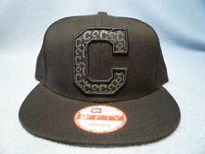 90d2a26d6ab New Era 9Fifty Cleveland Indians XL Iridescent Snapback BRAND NEW hat cap  MLB