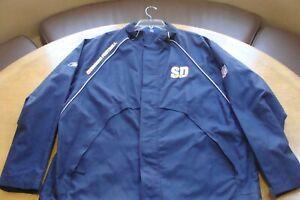 🏈Reebok San Diego Chargers Sweatsuit Top Jacket Windbreaker XL SD LA apparel