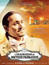 THE IMAGINARIUM OF DOCTOR PARNASSUS Movie POSTER 27x40 D Johnny Depp Heath