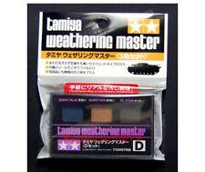 TAMIYA 87088 Weathering Master D SET METAL Colors BURNT BLUE RED OIL STAIN