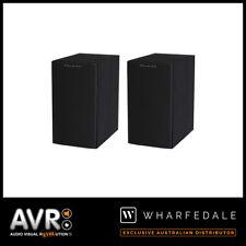Wharfedale Obsidian 600 Bookshelf Surround On Wall Satellite Speakers (WENGE)
