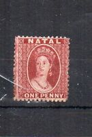 South Africa - Natal 1860 1d MLH