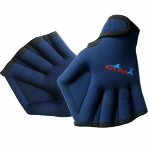 Paddles Exercise Dive Equipment Swimming Gloves Hand Webbed Diving Gloves