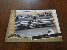 2011 Press Pass Legends #76 Pinch Driver Inside Scoop Richard Petty Card