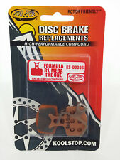 Kool-Stop Disc Brake Pads Formula Mega/One/R1 Sintered