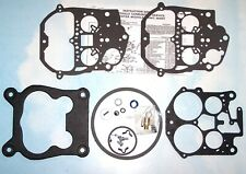 Rochester Quadrajet Carburetor Rebuild Kit 79-86 Chevy GMC Olds Pontiac 305 350