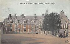 BF4819 blois le chateau aile de louis france