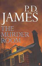 The Murder Room by P. D. James (Hardback, 2003)