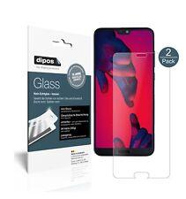 1+1x Huawei P20 Screen Protector matte Flexible Glass 9H dipos