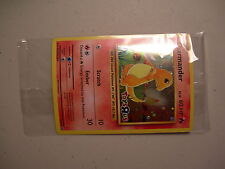 "Charmander 9/108 ENGLISH CARD Evolutions Toys""R""Us Card MINT! Pokemon"