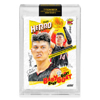 Tyler Herro rookie /750 | Tyler Herro x Tyson Beck | brand new sealed