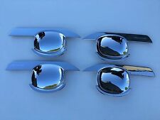 LANDROVER FREELANDER 2,CHROME DOOR HANDLE BOWLS,2011-16.