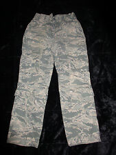 US Military ARMY Tiger Stripe Digital Camo Fatigue Combat Pants Cargo s8 XS