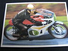 Card Honda 250 / 6 (6 cilinder) 1967 #1 Mike Hailwood (GBR) door Tjassens