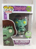 Animation Funko Pop - The Creeper  - Scooby-Doo - ECCC Exclusive - No. 203