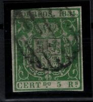 P133216/ SPAIN – COAT OF ARMS - EDIFIL # 26 USED – CV 165 $
