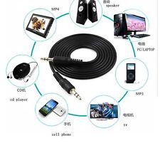 Premium 3.5mm Audio Aux lead cablecord for Beats Beatbox Portable Speaker