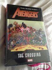 MARVEL OMNIBUS - Avengers - The Crossing en Français et NEUF SOUS BLISTER
