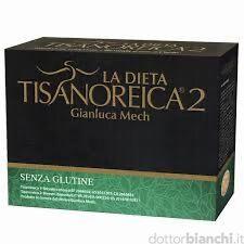 Dieta Tisanoreica 2 BEVANDA Cioccolato e Menta 4 CONFEZIONI