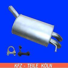 Golf IV Kombi 4motion 1.8 1.9 TDI 2.0 2.3 V5  ENDSCHALLDÄMPFER + Montagesatz