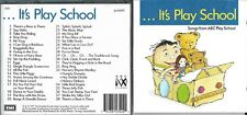It's Play School cd album- Songs From ABC Play School