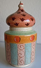 Horchow Medici Medium Canister Made In Italy