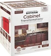 NEW RUSTOLEUM 258240 TRANSFORMATIONS DARK TINT CABINET REFINISHING KIT 3322484