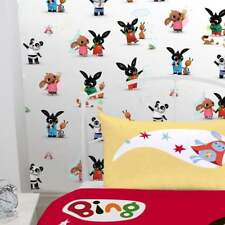 OFFICIAL LICENSED CBEEBIES BING BUNNY RABBIT WALLPAPER DEBONA WALLCOVERINGS
