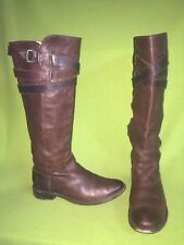 Brown Frye Knee High Boots 7.5