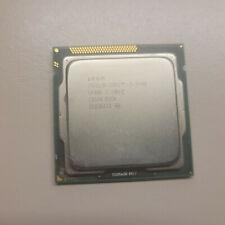 Intel Core i5-2400 quad Core 3.10Ghz SR00Q 6MB 5GT/s LGA1155 CPU Processor