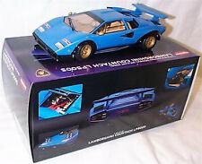 Lamborghini Countach LP500S Blue KYOSHO 08323BL 1:18 new in box