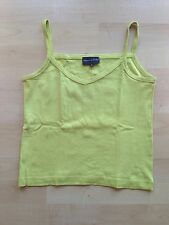 Tolles Original Damen Original Marc O´Polo Sommer Top basic gelb Größe small Neu