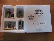 Dept 56 Heritage Village Collection Nicholas Nickleby mit Box