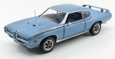 1/18 AUTOWORLD - PONTIAC - GTO JUDJE COUPE 1969 AMM1171/06