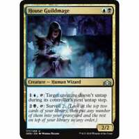 MTG Guilds of Ravnica - House Guildmage - NM Card x 4 Playset