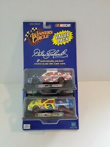 dale earnhardt 2, 1/43rd set! Mint condition new in box! Must see! 1996 and 1999