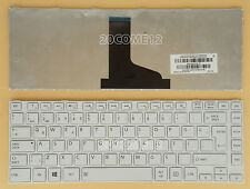 FOR Toshiba Satellite AEBY3A02120-TR 9Z.N7SSQ.50T Keyboard Turkish Klavye White