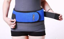 Magnetic Waist Lower Back Support Belt Tourmaline electromagnetic joint therapy