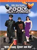 The Adventures of Rocky and Bullwinkle (DVD, 2001)